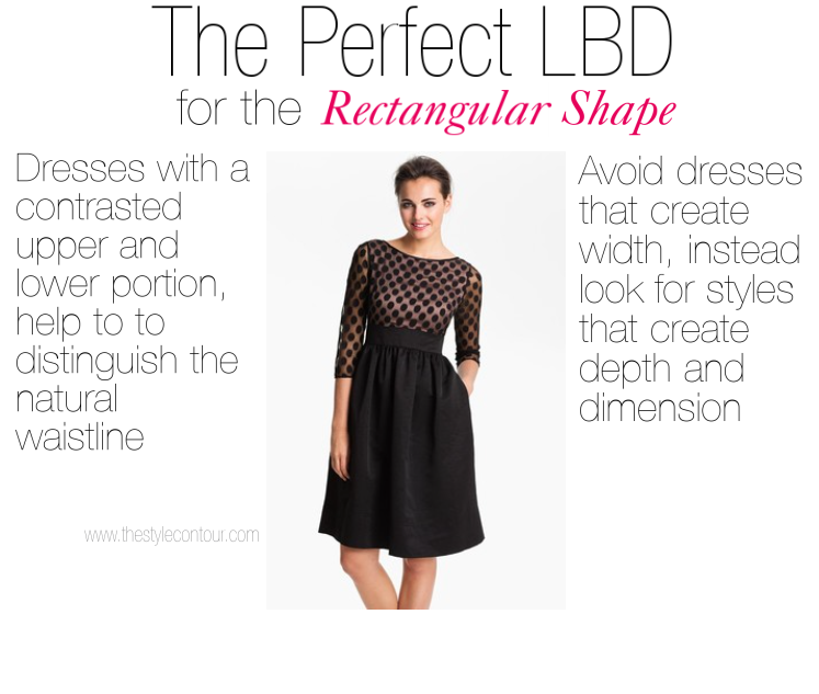 Dress style for your body shape 09