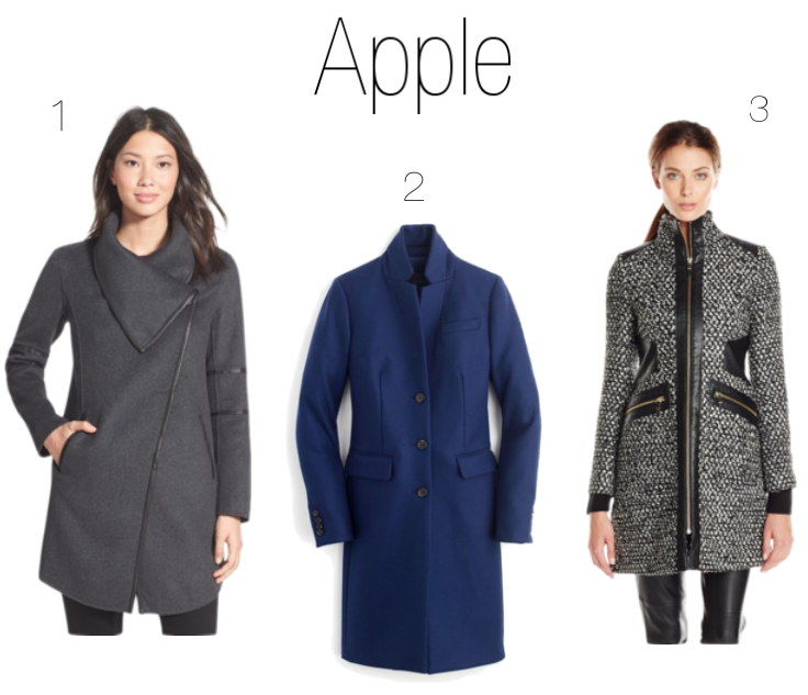 The Best Coat Styles for Your Body Shape!