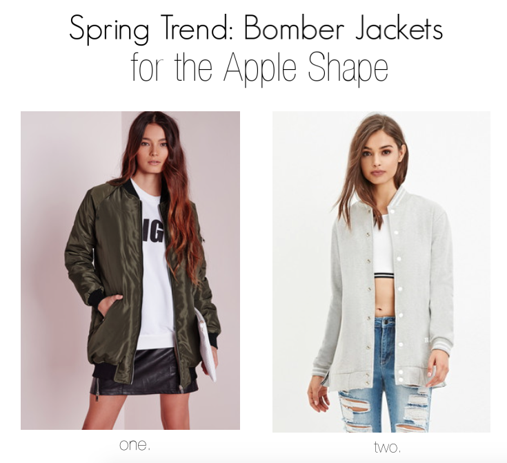 Spring Trend 2016: Bomber Jackets (Best Styles for Your ...
