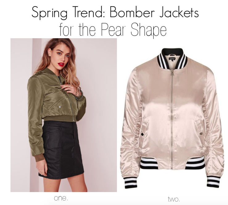 Types Of Bomber Jackets