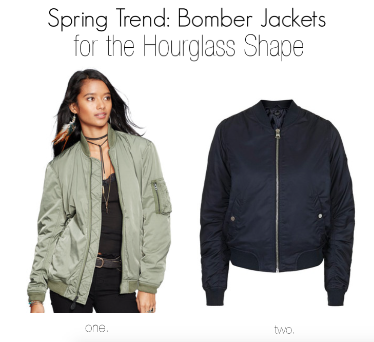 Spring Trend 2016: Bomber Jackets (Best Styles for Your Body Shape ...