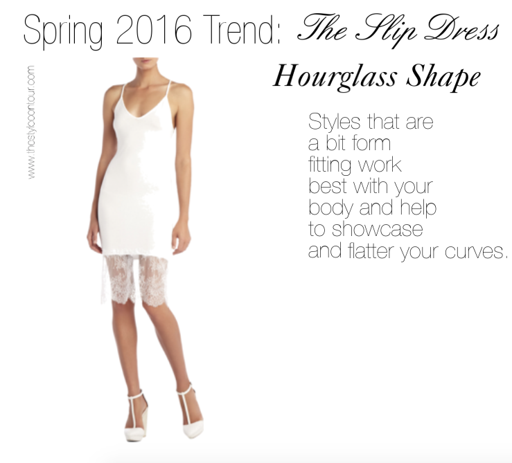 d00f3bee972 Spring Trend Report 2016  The Slip Dress (The Best Styles for Your Body  Shape)