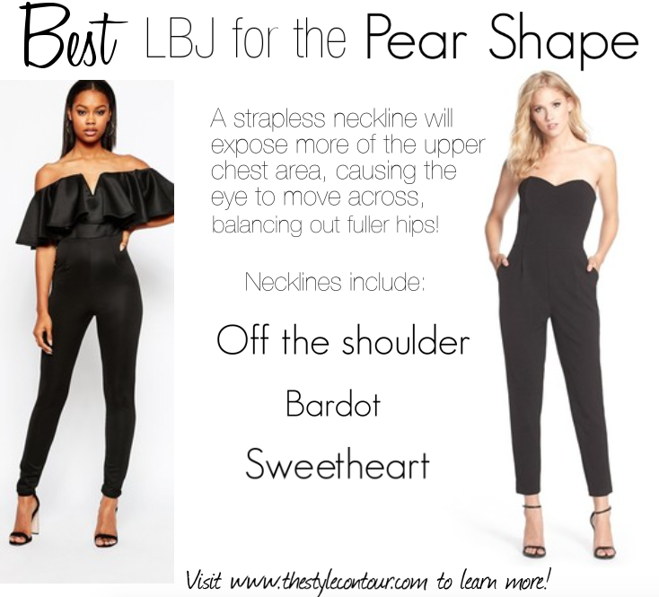 Jump Start Your Style With The Perfect Little Black Jumpsuit Lbj