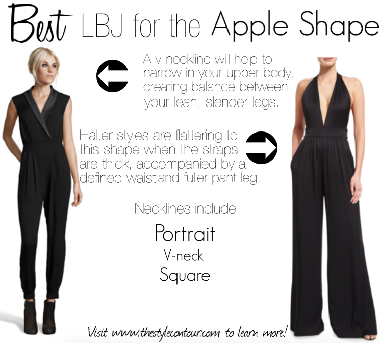 a07cf5fe3 Jump Start Your Style with the Perfect Little Black Jumpsuit (LBJ) for Your  Body Shape!