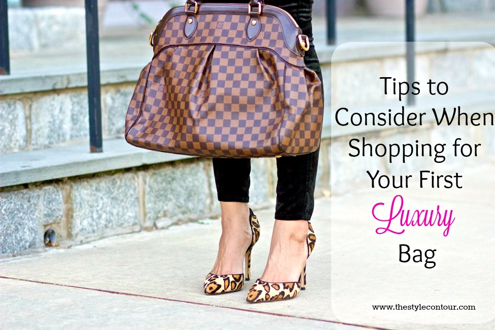 Tips To Consider When Ping For Your First Luxury Bag
